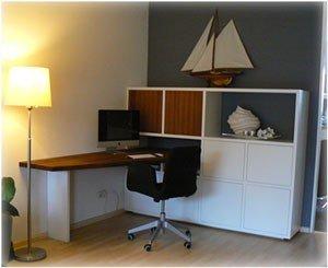 Werkplekken en Bureau's