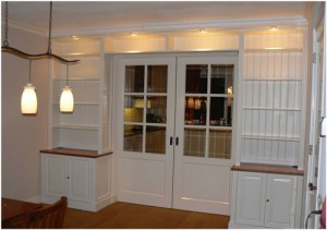 Kamer en suite oplossing