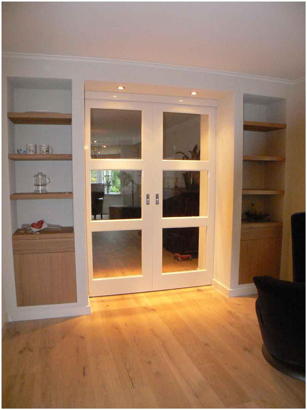 Kast Kamer En Suite: Interieur complete inrichting elon vloer. Beide ...