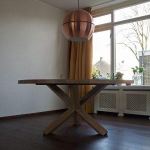 Ronde design tafel